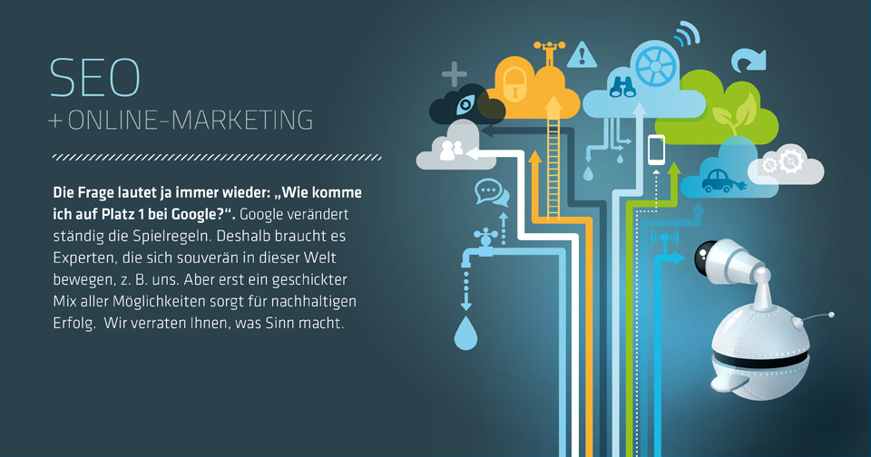 SEO + Internet-Marketing